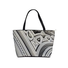 Arches Fractal Chaos Church Arch Shoulder Handbags by Nexatart