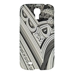 Arches Fractal Chaos Church Arch Samsung Galaxy S4 I9500/i9505 Hardshell Case by Nexatart