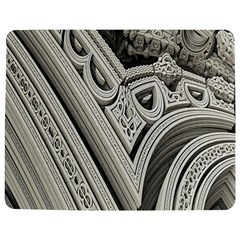 Arches Fractal Chaos Church Arch Jigsaw Puzzle Photo Stand (rectangular) by Nexatart