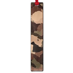Background For Scrapbooking Or Other Camouflage Patterns Beige And Brown Large Book Marks
