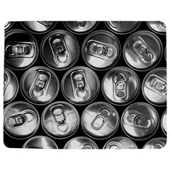 Black And White Doses Cans Fuzzy Drinks Jigsaw Puzzle Photo Stand (rectangular) by Nexatart