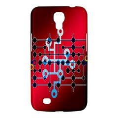 Board Circuits Trace Control Center Samsung Galaxy Mega 6 3  I9200 Hardshell Case by Nexatart