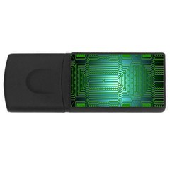 Board Conductors Circuits Usb Flash Drive Rectangular (4 Gb) by Nexatart