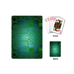 Board Conductors Circuits Playing Cards (mini)