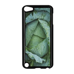Bright Cabbage Color Dew Flora Apple Ipod Touch 5 Case (black) by Nexatart