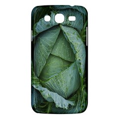 Bright Cabbage Color Dew Flora Samsung Galaxy Mega 5 8 I9152 Hardshell Case  by Nexatart