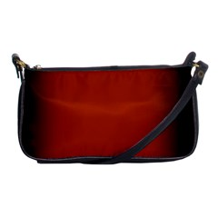 Brown Gradient Frame Shoulder Clutch Bags by Nexatart