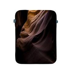 Canyon Desert Landscape Pattern Apple Ipad 2/3/4 Protective Soft Cases by Nexatart