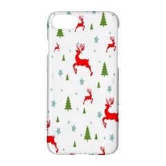 Christmas Pattern Apple Iphone 7 Hardshell Case