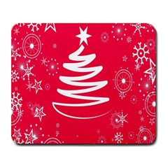 Christmas Tree Large Mousepads by Nexatart