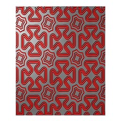 Christmas Wrap Pattern Shower Curtain 60  X 72  (medium)