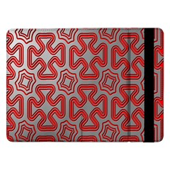 Christmas Wrap Pattern Samsung Galaxy Tab Pro 12 2  Flip Case by Nexatart