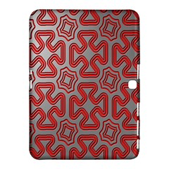 Christmas Wrap Pattern Samsung Galaxy Tab 4 (10 1 ) Hardshell Case  by Nexatart
