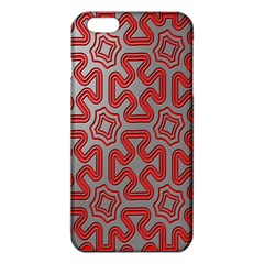 Christmas Wrap Pattern Iphone 6 Plus/6s Plus Tpu Case by Nexatart