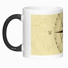 Compass Vintage South West East Morph Mugs by Nexatart