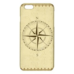 Compass Vintage South West East Iphone 6 Plus/6s Plus Tpu Case by Nexatart