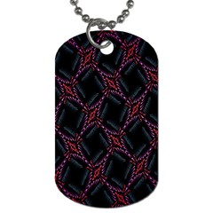 Computer Graphics Webmaster Novelty Dog Tag (two Sides) by Nexatart