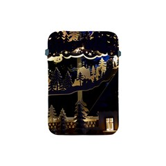 Christmas Advent Candle Arches Apple Ipad Mini Protective Soft Cases by Nexatart