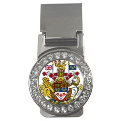 Coat Of Arms Of Canada  Money Clips (cz)  by abbeyz71