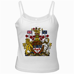 Coat Of Arms Of Canada  Ladies Camisoles by abbeyz71