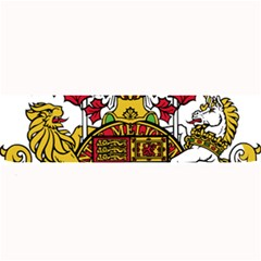 Coat Of Arms Of Canada  Large Bar Mats by abbeyz71