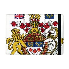 Coat Of Arms Of Canada  Apple Ipad Mini Flip Case by abbeyz71