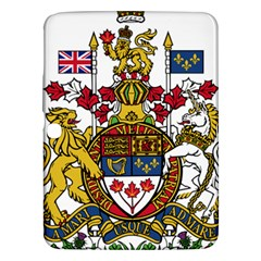 Coat Of Arms Of Canada  Samsung Galaxy Tab 3 (10 1 ) P5200 Hardshell Case  by abbeyz71