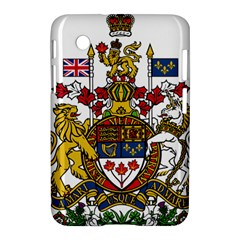 Coat Of Arms Of Canada  Samsung Galaxy Tab 2 (7 ) P3100 Hardshell Case  by abbeyz71