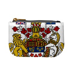 Canada Coat Of Arms  Mini Coin Purses by abbeyz71