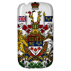 Canada Coat Of Arms  Galaxy S3 Mini by abbeyz71