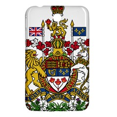 Canada Coat Of Arms  Samsung Galaxy Tab 3 (7 ) P3200 Hardshell Case  by abbeyz71