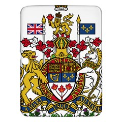 Canada Coat Of Arms  Samsung Galaxy Tab 3 (10 1 ) P5200 Hardshell Case  by abbeyz71