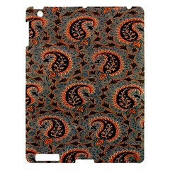 Persian Silk Brocade Apple Ipad 3/4 Hardshell Case