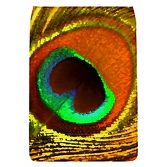 Peacock Feather Eye Flap Covers (s)  by Nexatart