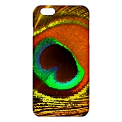 Peacock Feather Eye Iphone 6 Plus/6s Plus Tpu Case by Nexatart