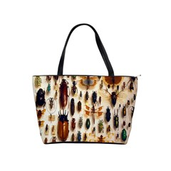 Insect Collection Shoulder Handbags by Nexatart