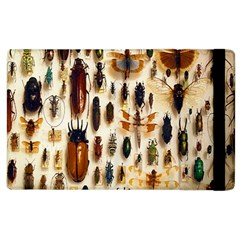 Insect Collection Apple Ipad 3/4 Flip Case by Nexatart