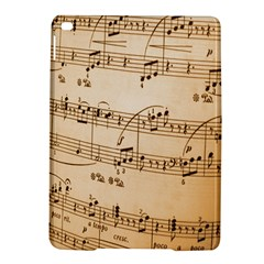 Music Notes Background Ipad Air 2 Hardshell Cases by Nexatart