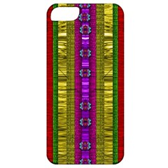A Gift From The Rainbow In The Sky Apple Iphone 5 Classic Hardshell Case by pepitasart