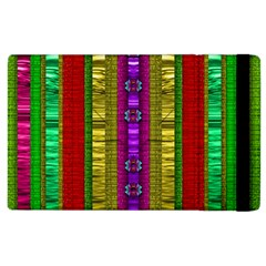 A Gift From The Rainbow In The Sky Apple Ipad 3/4 Flip Case by pepitasart