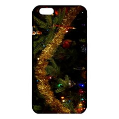 Night Xmas Decorations Lights  Iphone 6 Plus/6s Plus Tpu Case