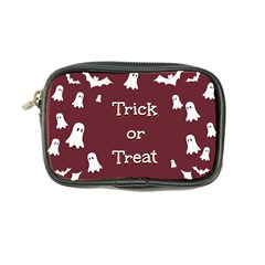 Halloween Free Card Trick Or Treat Coin Purse