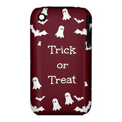 Halloween Free Card Trick Or Treat Iphone 3s/3gs by Nexatart