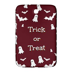 Halloween Free Card Trick Or Treat Samsung Galaxy Note 8 0 N5100 Hardshell Case  by Nexatart