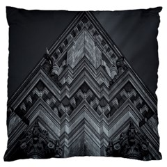 Reichstag Berlin Building Bundestag Large Cushion Case (two Sides) by Nexatart