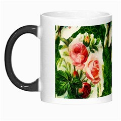 Floral Collage Morph Mugs