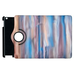 Vertical Abstract Contemporary Apple Ipad 3/4 Flip 360 Case
