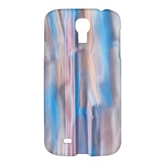 Vertical Abstract Contemporary Samsung Galaxy S4 I9500/i9505 Hardshell Case by Nexatart