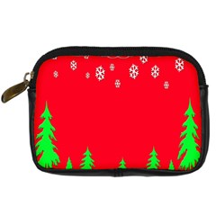 Merry Christmas Digital Camera Cases by Nexatart