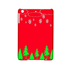 Merry Christmas Ipad Mini 2 Hardshell Cases by Nexatart